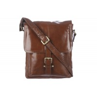 Сумка Ashwood Leather Benjamin Chestnut Brown Коричневый