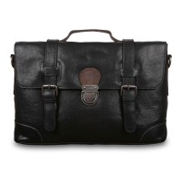 Cумка Ashwood Leather  4553 Black Черный