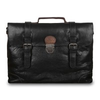 Cумка Ashwood Leather  4554 Black Черный