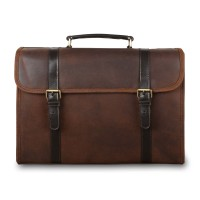 Портфель Ashwood Leather Walter Tornado Tornado