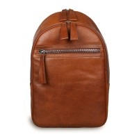 Рюкзак Ashwood Leather 1663 Chestnut Коричневый