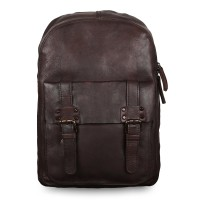 Рюкзак Ashwood Leather 7999 Brown Коричневый