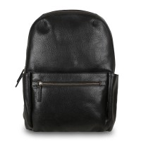 Рюкзак Ashwood Leather James Black Черный