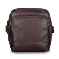 Cумка Ashwood Leather  1332 Brown Коричневый