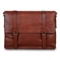 Cумка Ashwood Leather  7996 Rust Рыжий