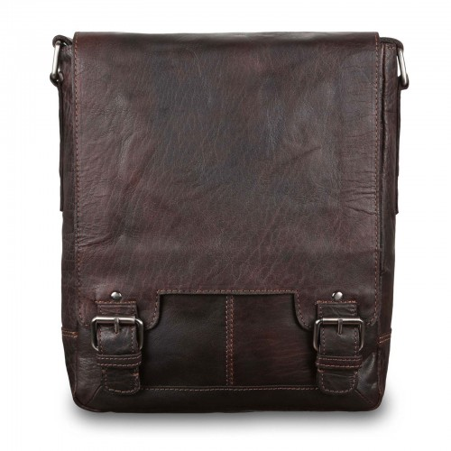 Cумка Ashwood Leather 8342 Brown Коричневый