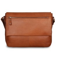 Сумка Ashwood Leather Baker Tan коричневый