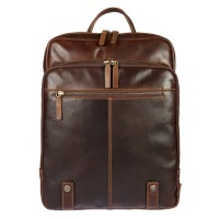 Рюкзак  Gianni Conti 1222335 dark brown