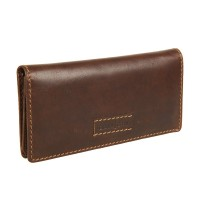 Портмоне  Gianni Conti 1228252 dark brown
