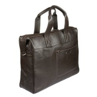 Бизнес-сумка Gianni Conti 1541268 dark brown