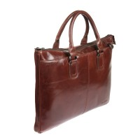 Бизнес-сумка  Gianni Conti 701179 brown