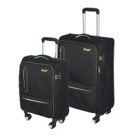 Комплект чемоданов Verage GM16014W 18.5/24 black