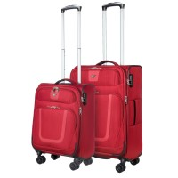 Комплект Чемоданов Verage GM18054W 19/24 red